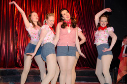 Miss Adelaide & The Hot Box Dolls