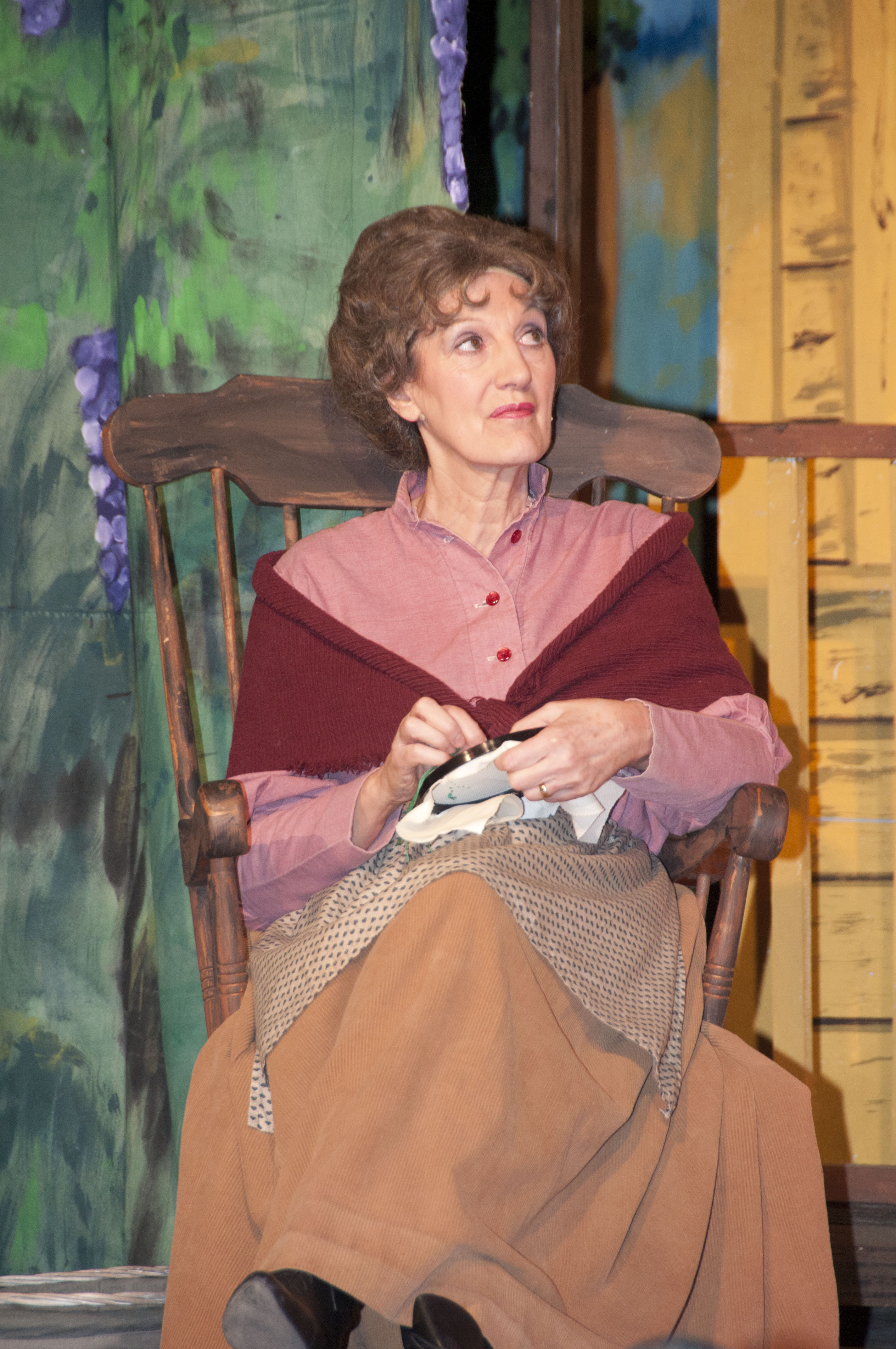 Aunt Eller