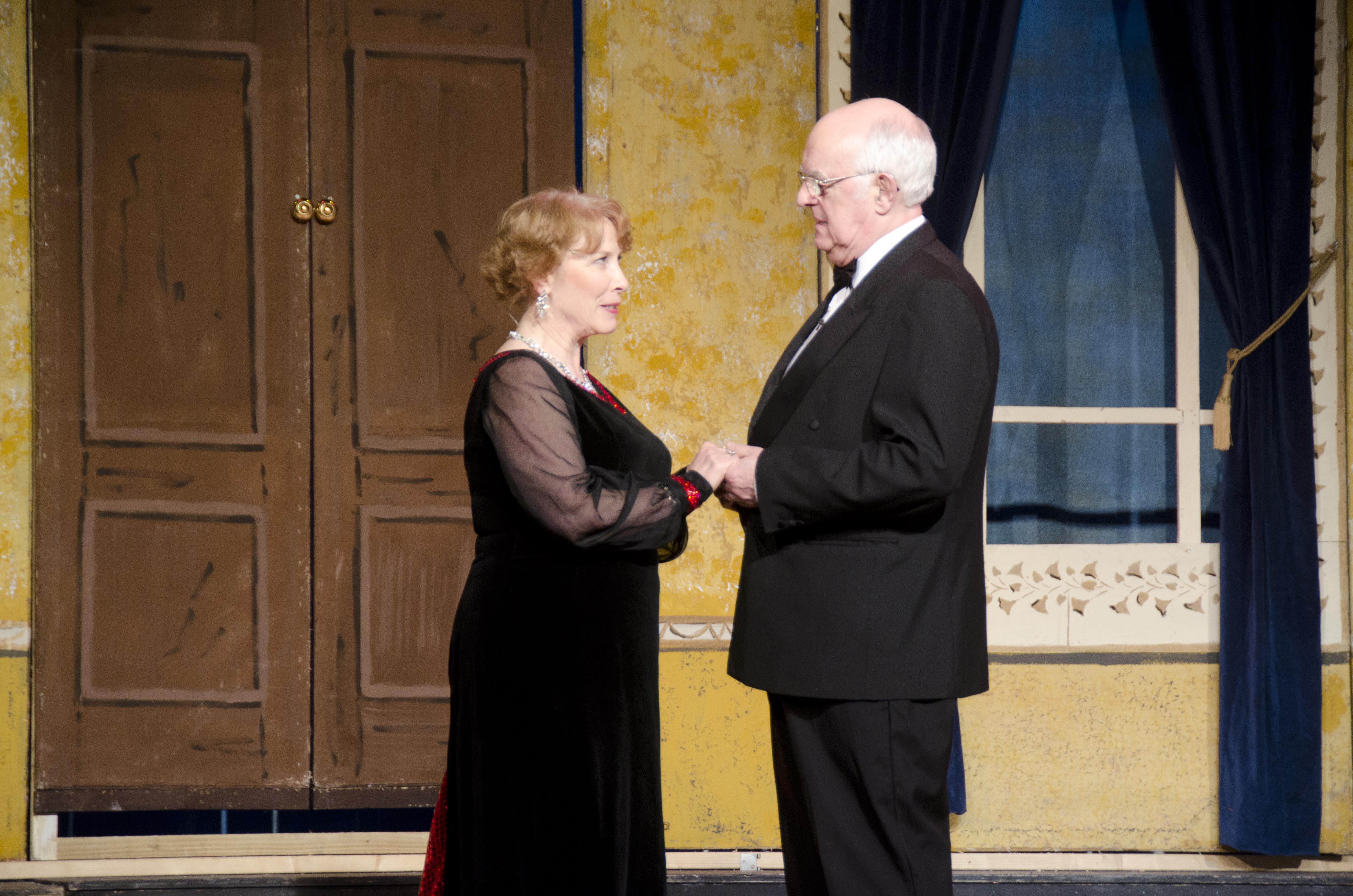 The Duchess & Sir John