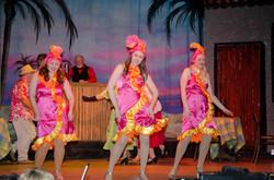 El Cafe Cubana Dancers