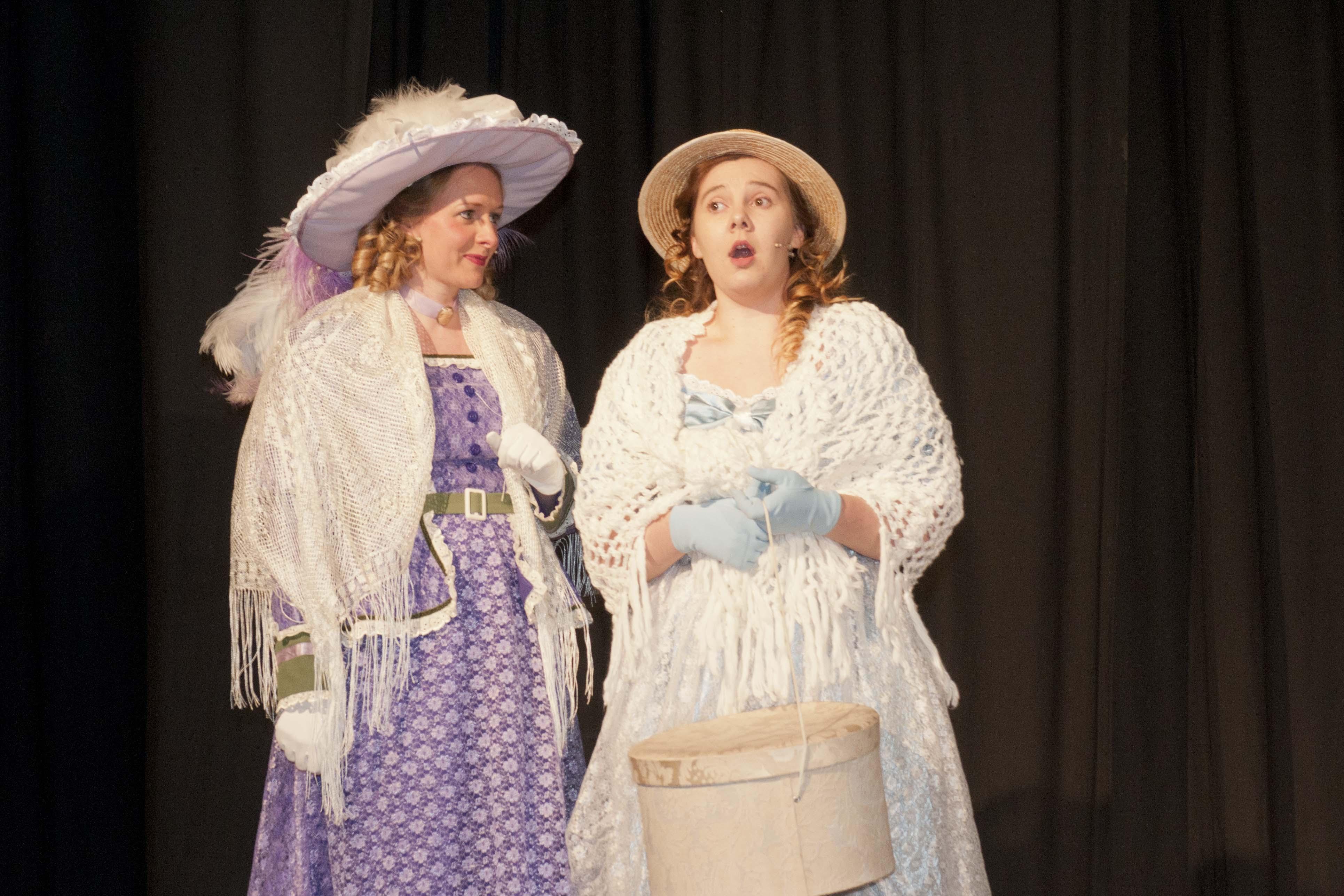 Mrs Malloy & Minnie
