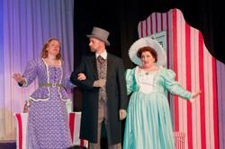 Mrs Malloy, Vandegelder & Dolly