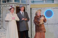 Hope, Evelyn & Mrs Harcourt