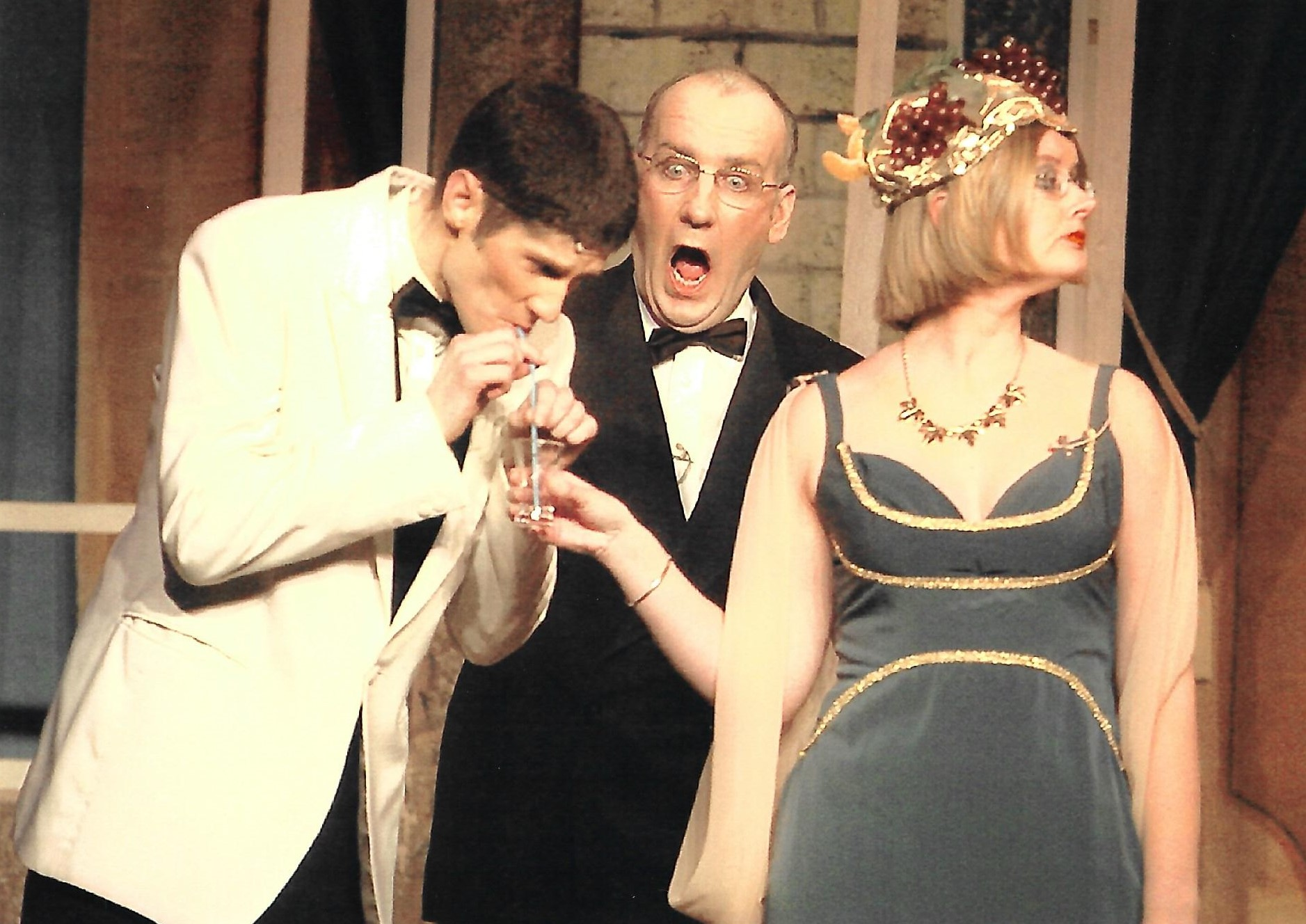 Bill, Parchester & Sophia