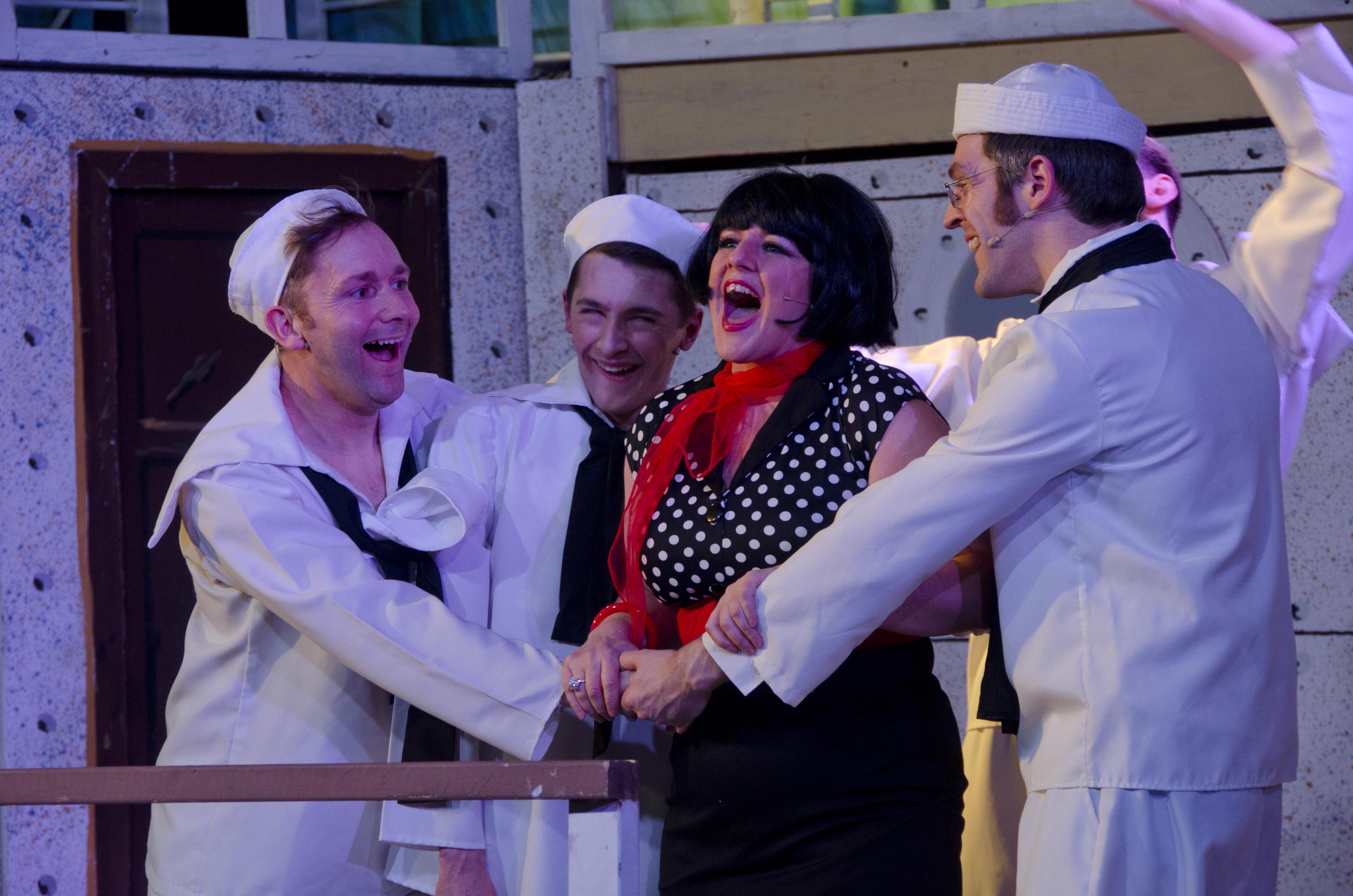 Erma & sailors