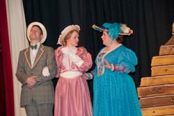 Cornelius, Mrs Malloy & Dolly