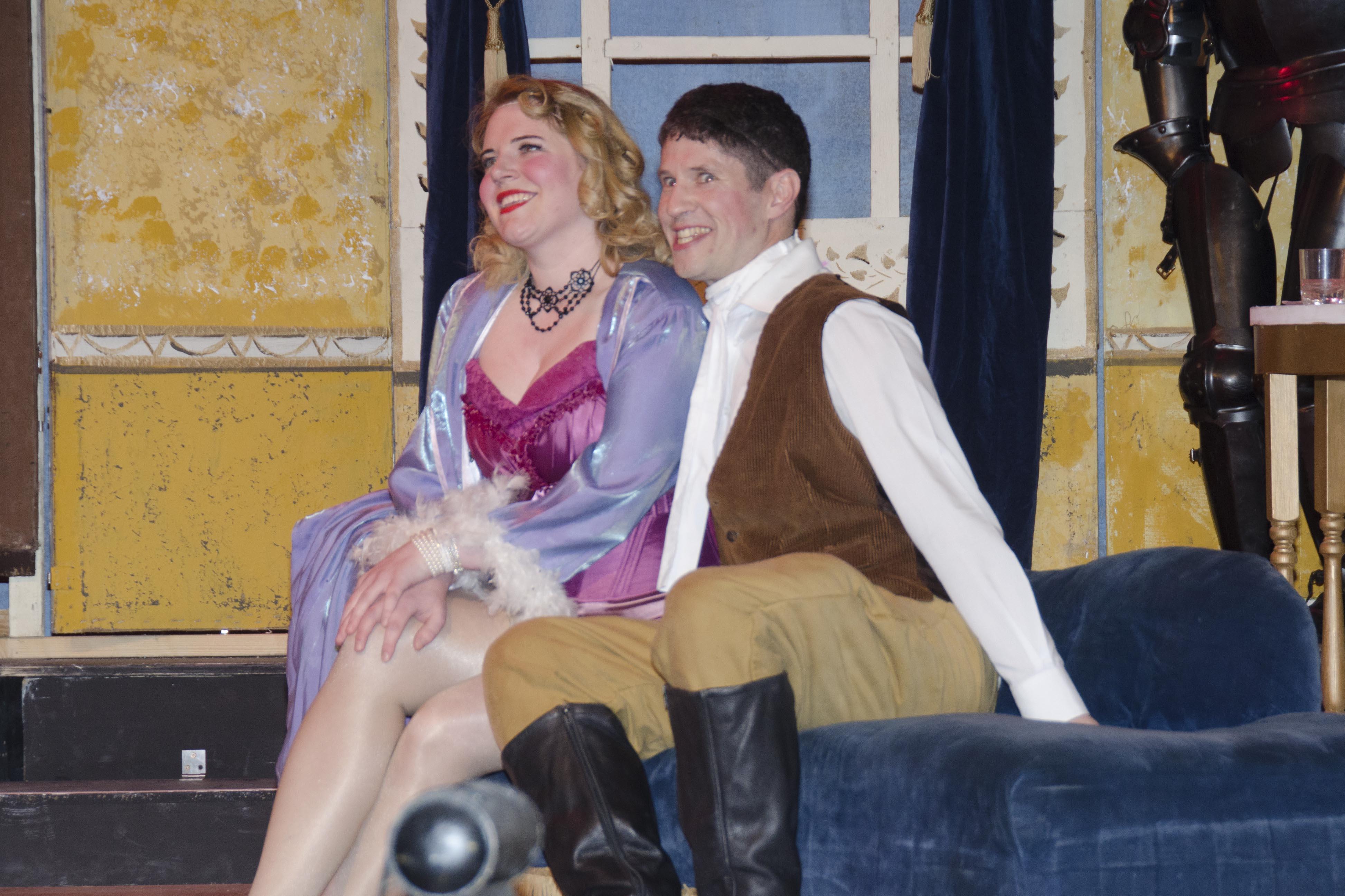 Lady Jacqueline & Bill