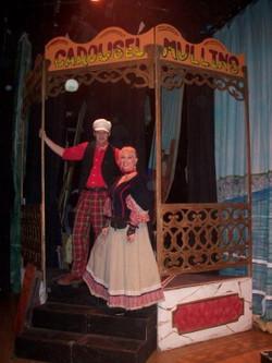 Billy & Mrs Mullin
