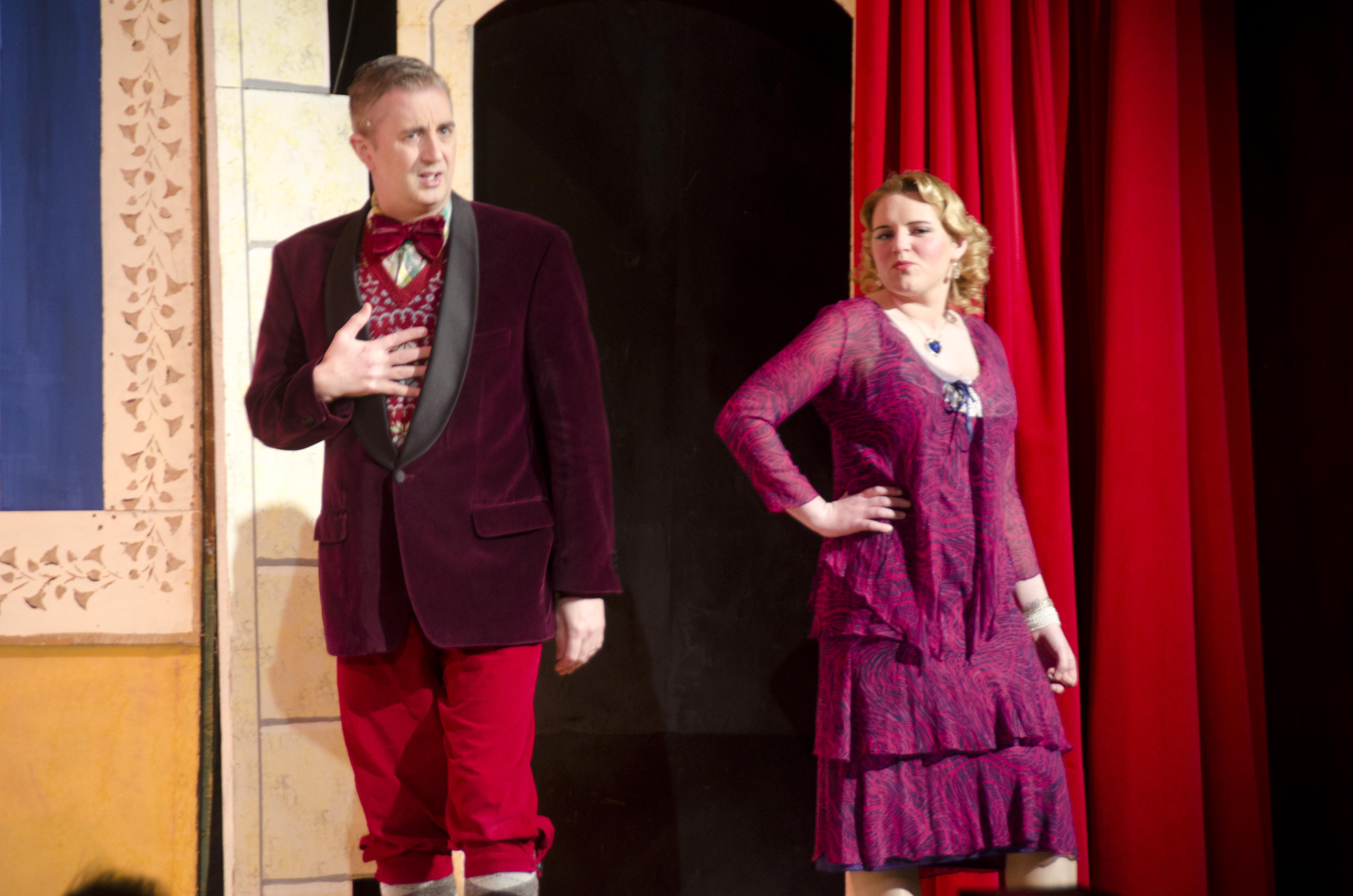 Gerald & Lady Jacqueline
