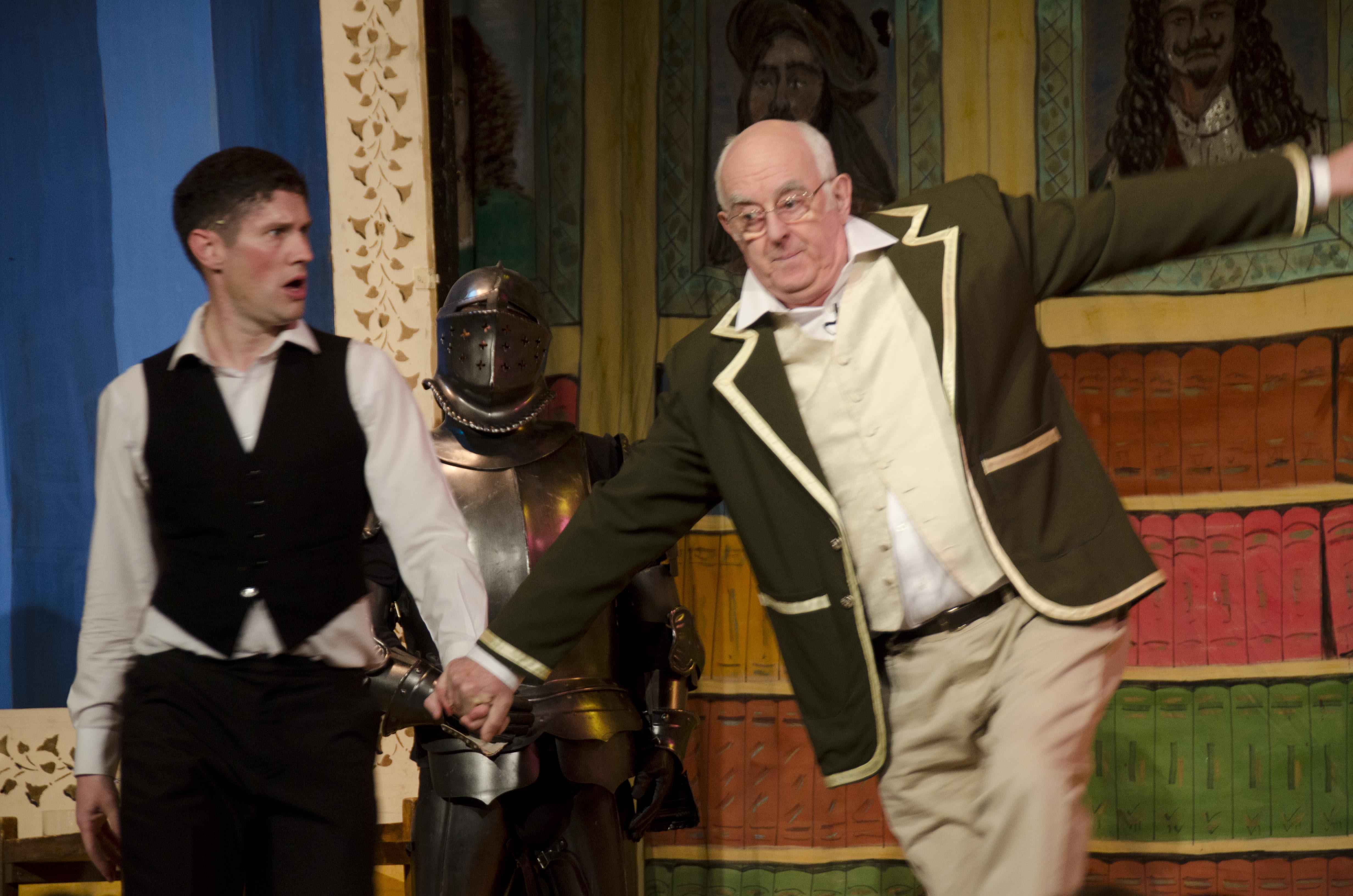 Bill & Sir John