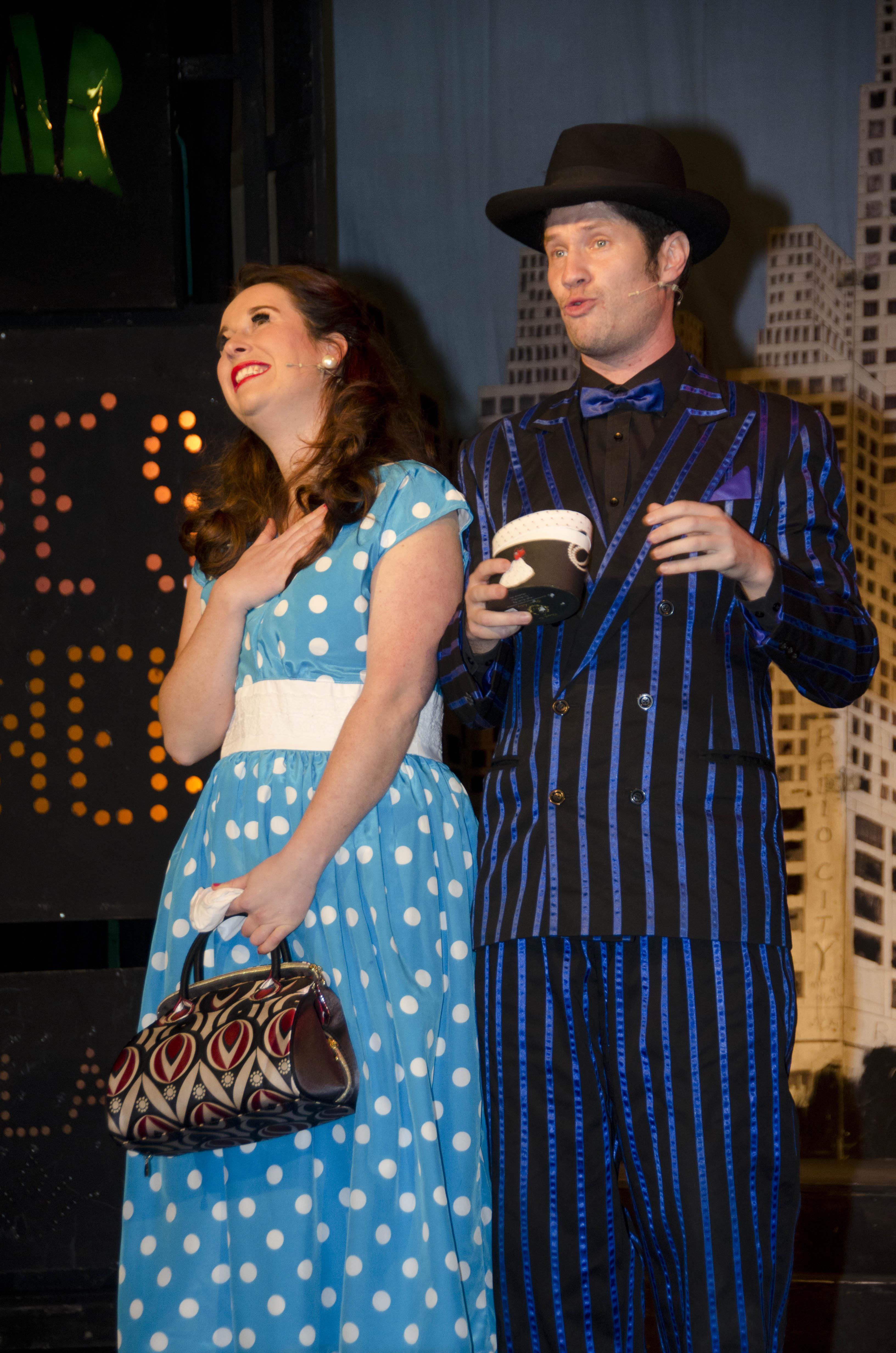 Miss Adelaide & Nathan