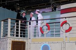 The Captain & sailors