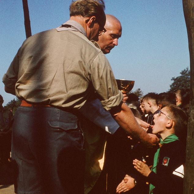 Einweihung 1959