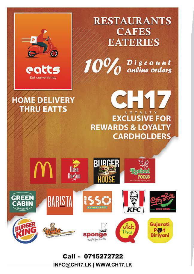 Deliver through EATTS and get 10% discount.