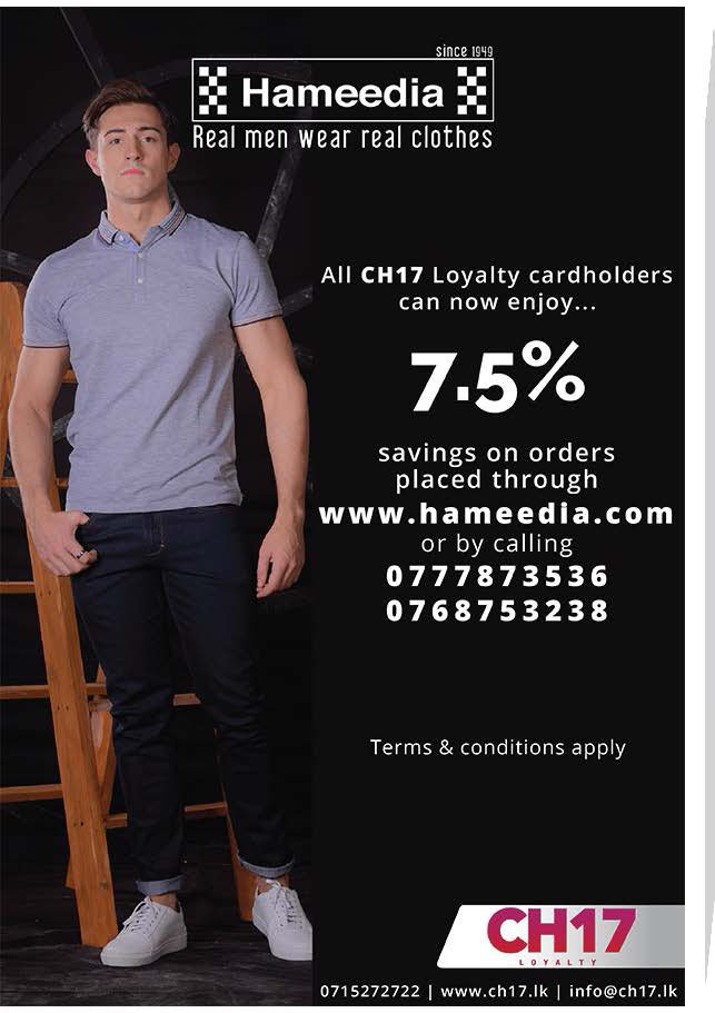 Order online and Get 7.5% off from Hameedia