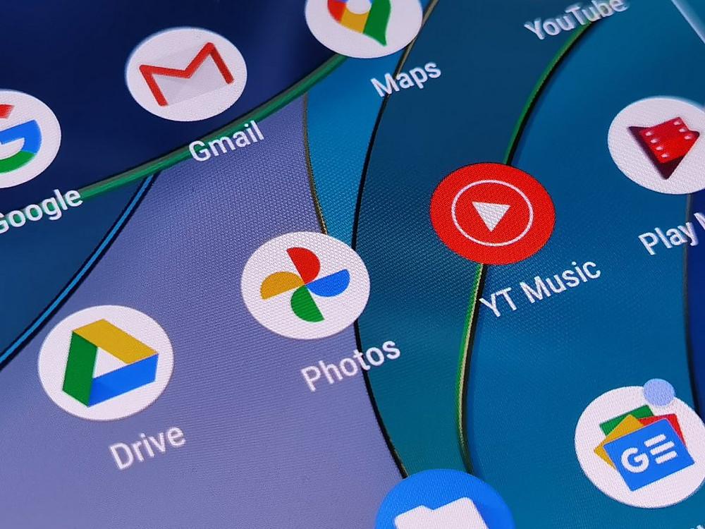 Google Photos, Google Drive
