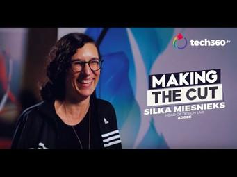 Making The Cut – Silka Miesnieks, Head of Adobe Design Lab