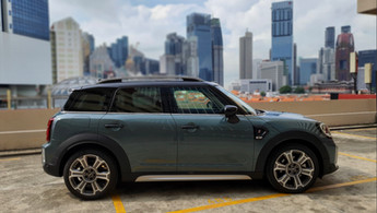 MINI Countryman Review: The Bigger, The Better