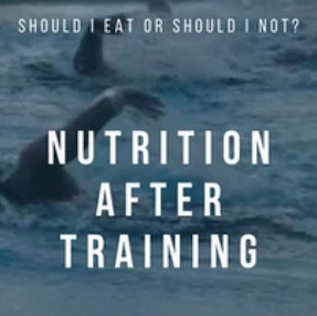 Nutrition After Training