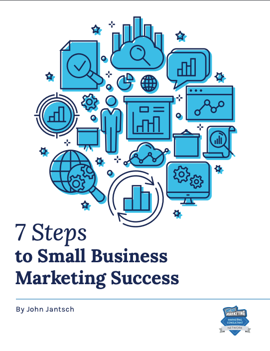 Free eBook: 7 Steps to Small Business Marketing Success