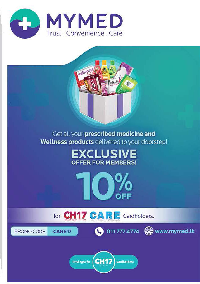 Get 10% Off from MYMED