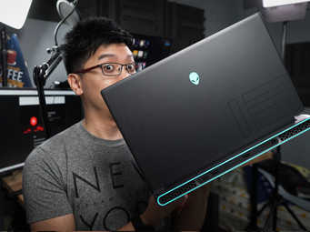 Alienware m15 R5 Ryzen Edition Review: Remember To Use TCC Offset!