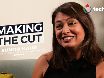 Making The Cut: Sunita Kaur, VP of Advertising of Asia Pacific, Spotify