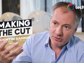 Making the Cut: Quentin Sannie, CEO, Devialet