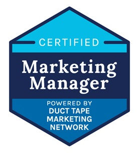 Certified Marketing Manager Program