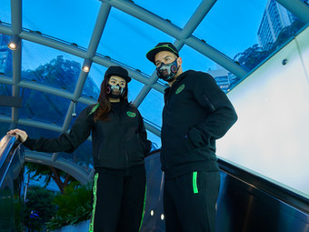 CES 2021: Razer Wows With Smart Mask & Gaming Chair Concepts