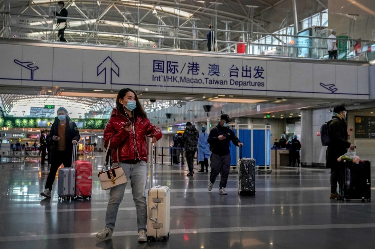 China Travel COVID-19