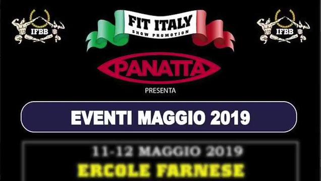 Campionati IFBB Nord Italia