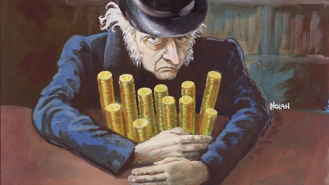 The Salvation of Scrooge: A Christmas Case for Reparations
