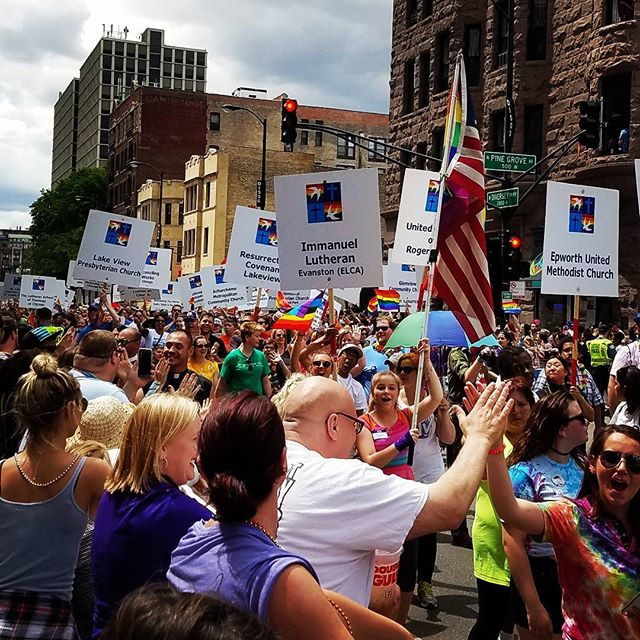 Love is Louder: A Straight Christian's Experience at the Gay Pride Parade