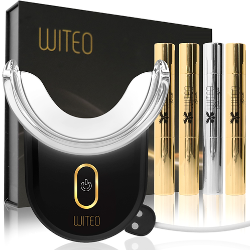WITEO Premium Home Teeth Whitening Kit
