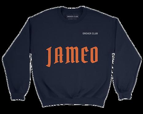 Jameo Print Organic Cotton Crewneck
