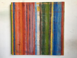 Striped Painting