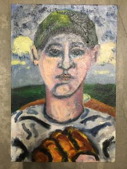 Portrait of Jordo