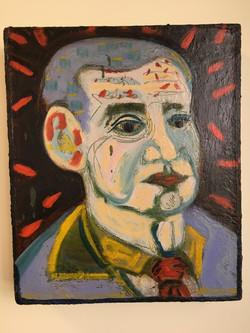Portrait of Pop