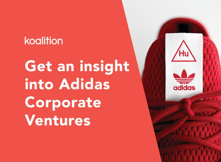 How Adidas Ventures is Driving Innovation to the Sportswear Industry