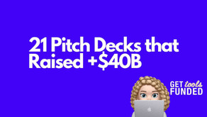21 Legendary Pitch Decks that Raised more than $40B