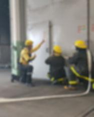 formação de brigada de emergência