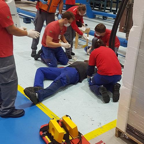 Curso COVID-19 no APH Industrial