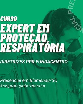 Expert em Proteção Respiratória