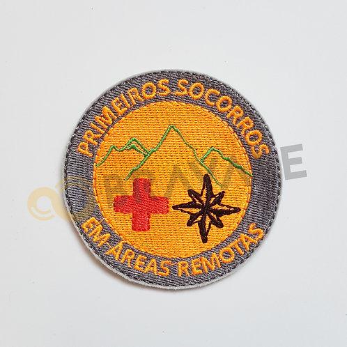 Brevê PRIMEIROS SOCORROS EM ÁREAS REMOTAS