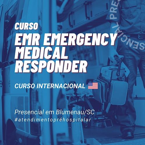 Curso EMR Emergency Medical Responder