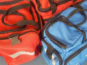 Como montar uma bolsa de primeiros socorros ideal para a brigada de emergência?
