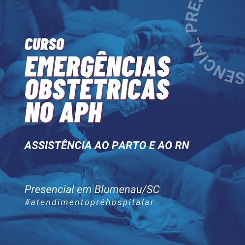 Emergências Obstétricas no Atendimento Pré-Hospitalar
