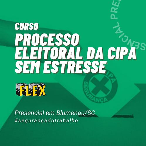 Processo eleitoral da CIPA sem estresse