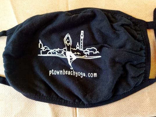 Black Ptown Yoga Masks